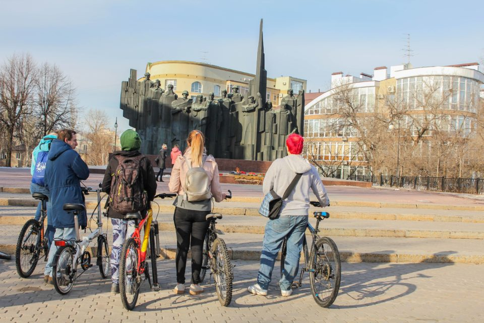 bike tour Voronezh