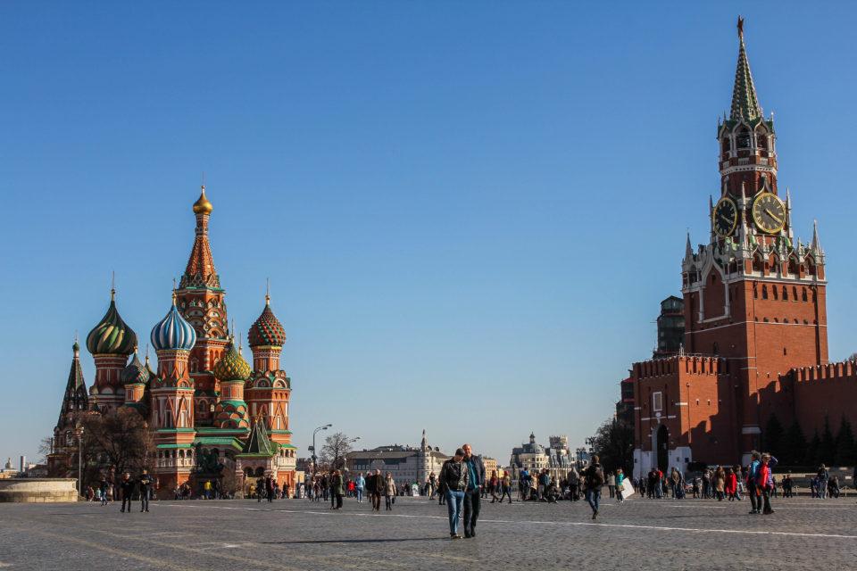 Red Square a.k.a. Krasnaya Ploshchad