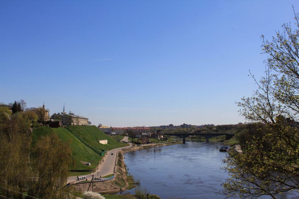View of Grodno